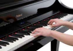 V-GRAND PIANO ROLAND RG-3F