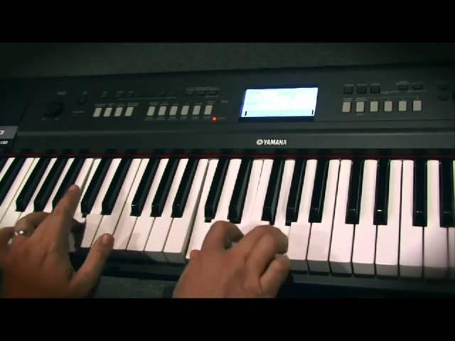 Đàn organ Yamaha dòng PSR