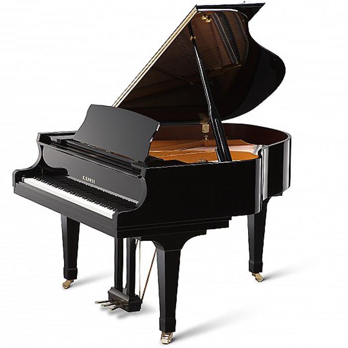 Piano Kawai RX-2 sử dụng bộ máy  Millennium III  là sự kết hơp của  nhựa ABS với sợi carbon để cải thiện hơn nữa trải nghiệm chơi của một người