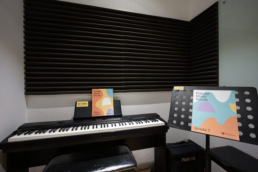 Hình ảnh lớp nhạc Piano trường nhạc Việt Thương Music