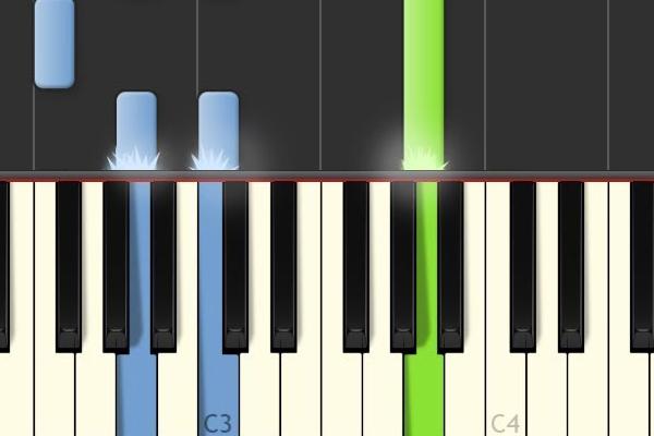 phan mem học đàn piano