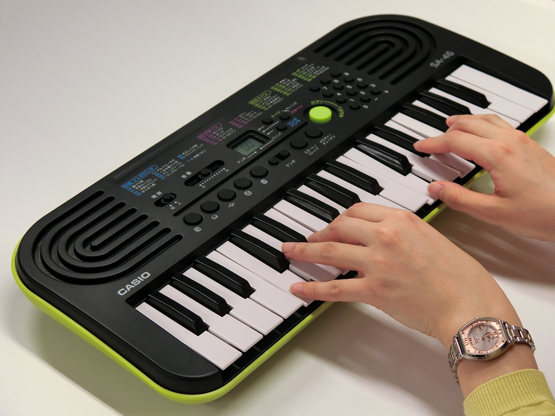 Bạn biết gì về đàn piano mini? 2
