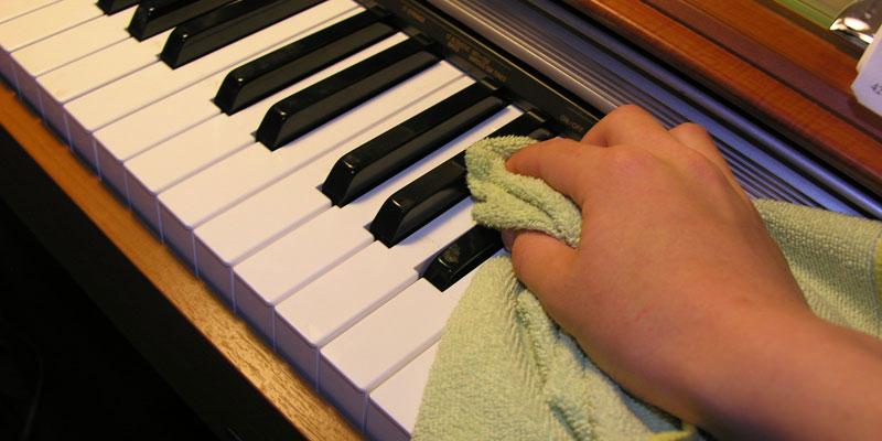 Bật mí 5 mẹo hay bảo quản đàn piano điện khi trời nóng ẩm 1