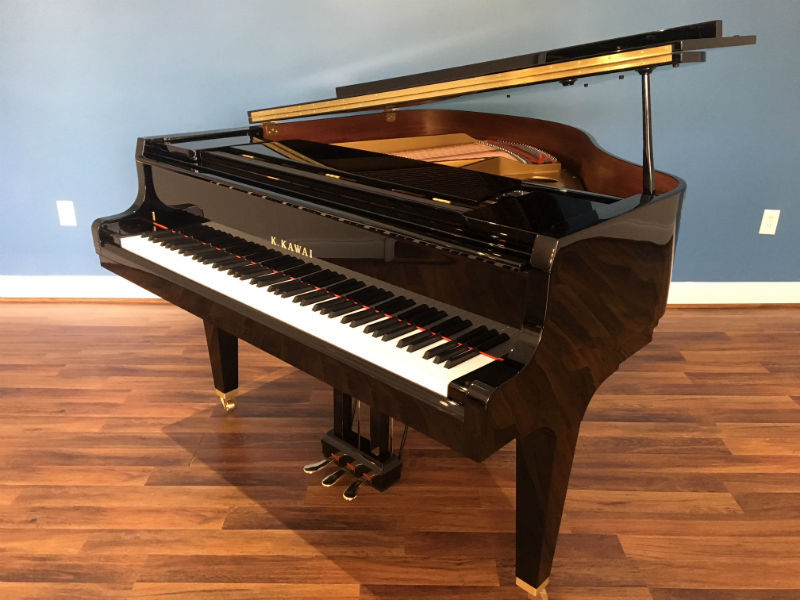 Cách sử dụng đàn piano cổ điển cho người mới 1