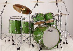 Trống jazz Pearl sự lựa chọn tuyệt vời 1