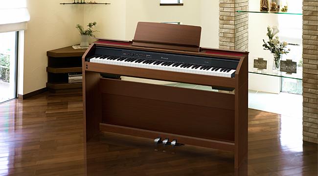 Piano đứng là dòng đàn có kíc3 thước nhỏ nhất 2