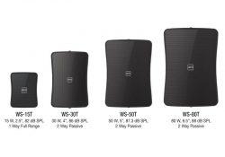 WS series được cải tiến tối ưu họng loa và voice coil để phát nhạc nền (BGM) chất lượng cao hơn. Sử dụng Loa còi Horn không đối xứng điều này giúp cho việc tái tạo âm thanh tốt hơn.