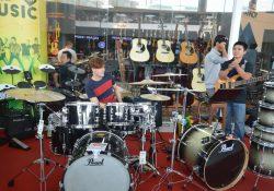 Kinh nghiệm chọn mua trống jazz chất lượng 2